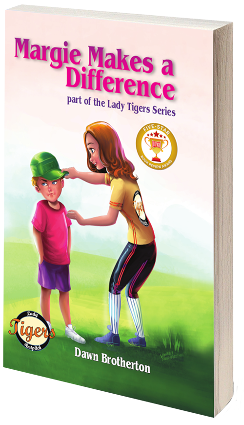 Softball;teamwork;girls softball;girls youth softball;fastpitch;asa fastpitch softball;friendship;baseball;sport;team;children's emotions books;emotions;children's baseball books;softball rules;little league;competition;military;deployment